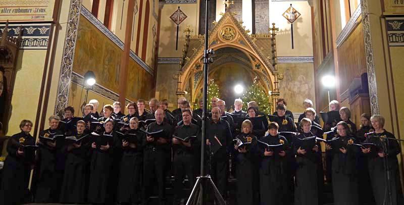 Concert de no l 2013 ittre for Baladins du miroir